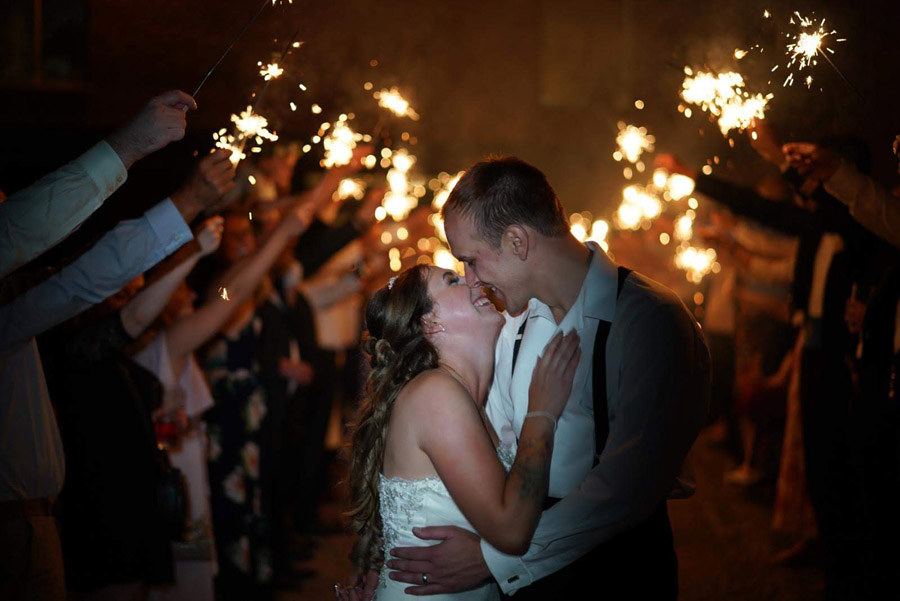 A beautiful real wedding at Langley Abbey photographed by Tim Stephenson