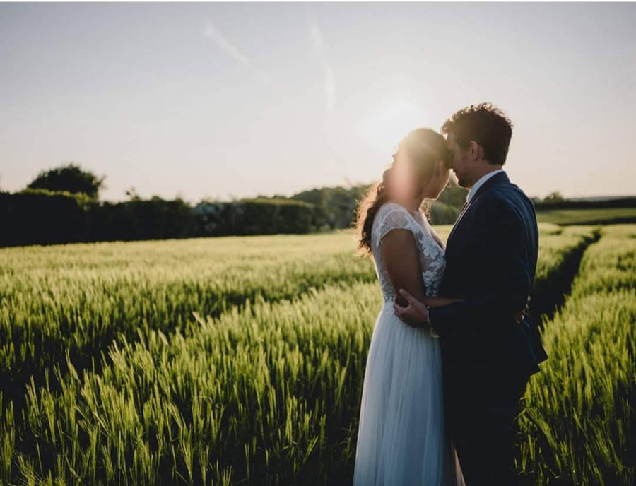 A stunning real wedding at Manor Mews photographed by Benjamin Mathers
