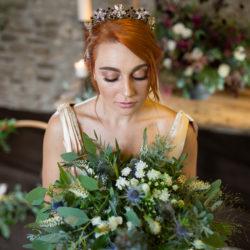 Autumn Elegance wedding style editorial