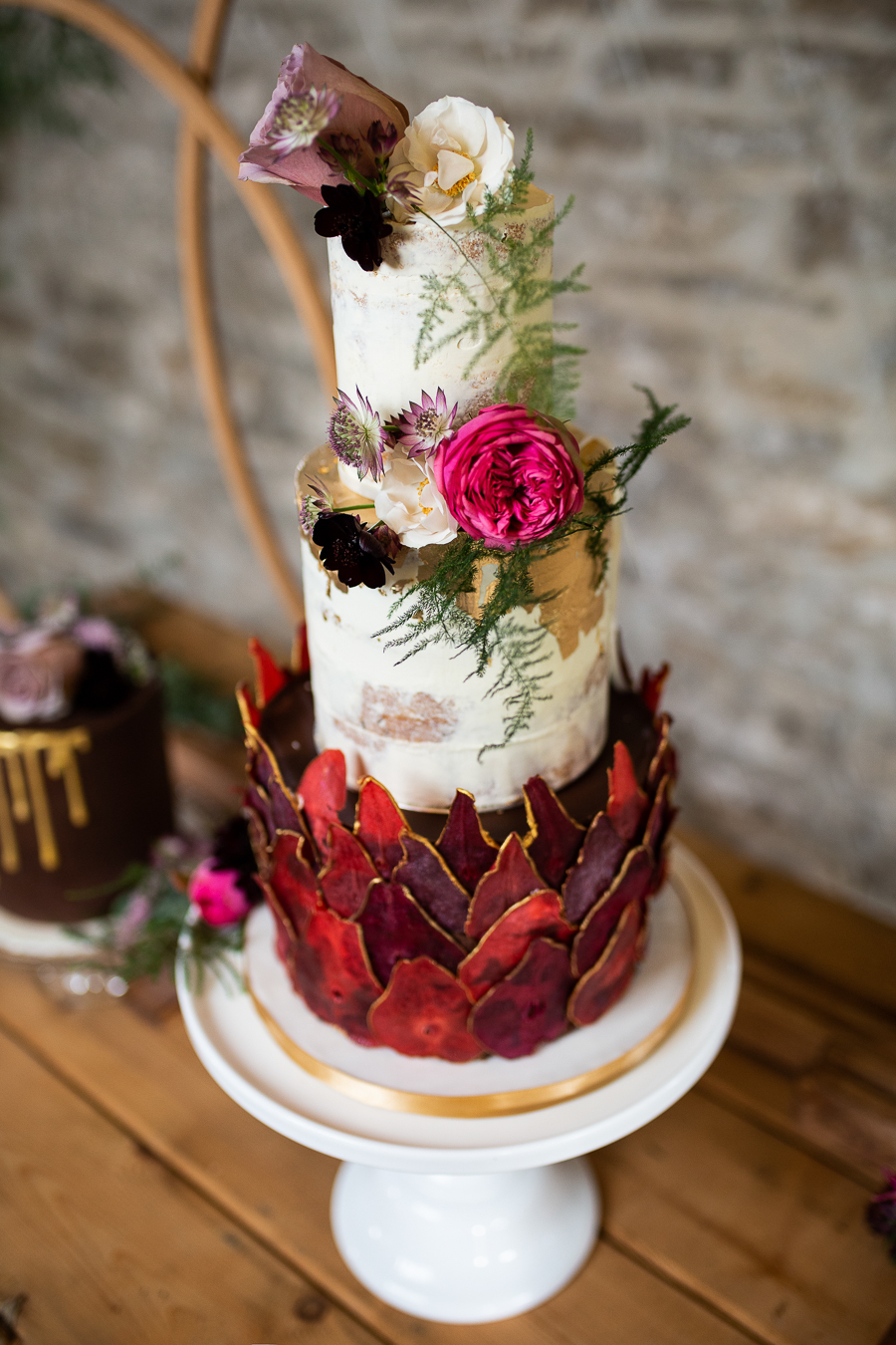 Autumn wedding vibe on English-Wedding.com with Photography by Chantel (21)