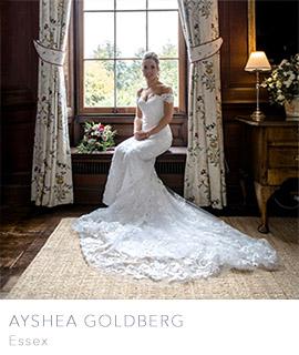 Essex wedding photographer Ayshea Goldberg