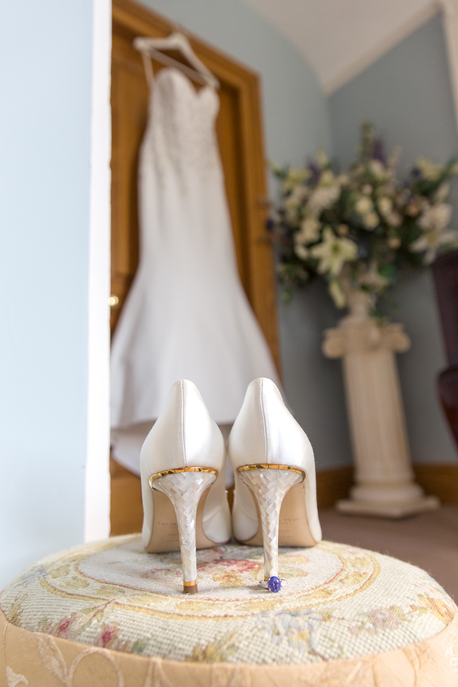 Real wedding by Ayshea Goldberg Photography at Layer Marney Tower (1)