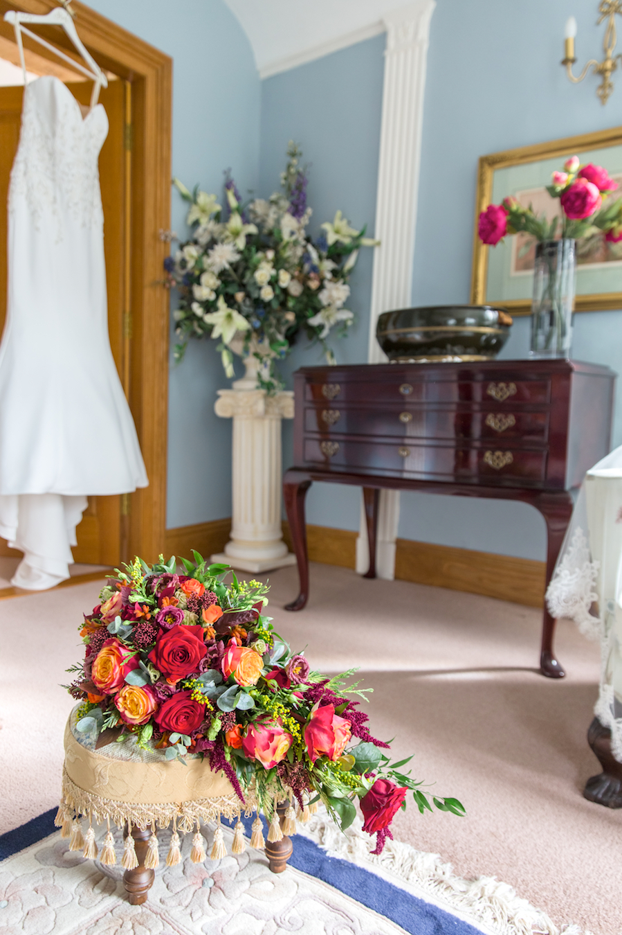 Real wedding by Ayshea Goldberg Photography at Layer Marney Tower (4)