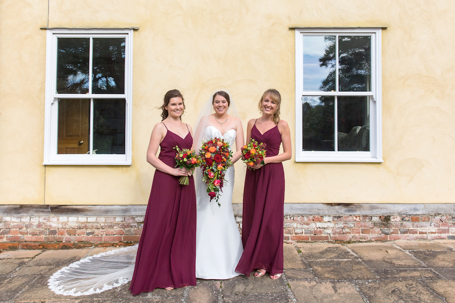 Real wedding by Ayshea Goldberg Photography at Layer Marney Tower (9)