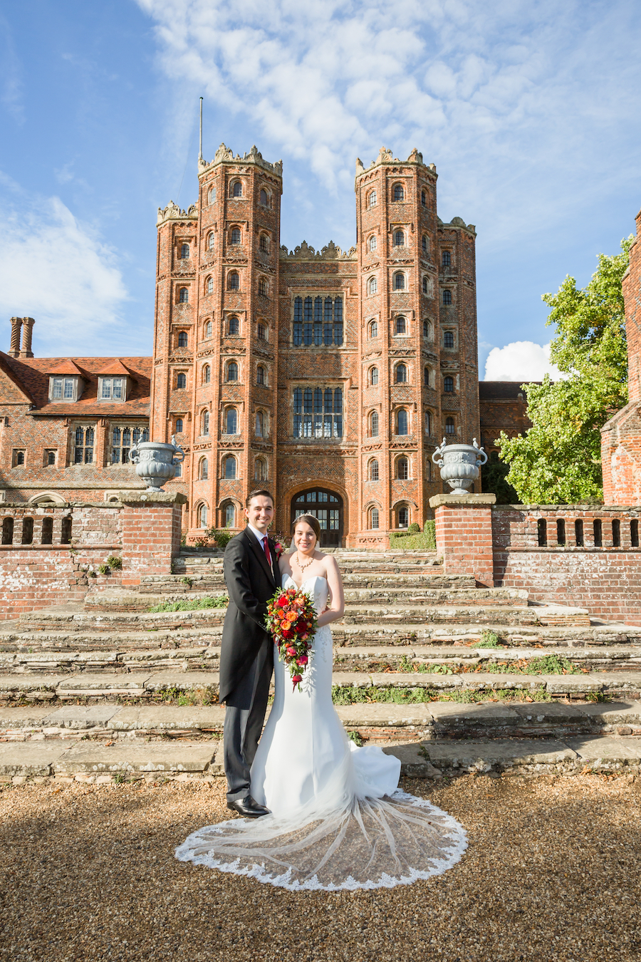Real wedding by Ayshea Goldberg Photography at Layer Marney Tower (24)