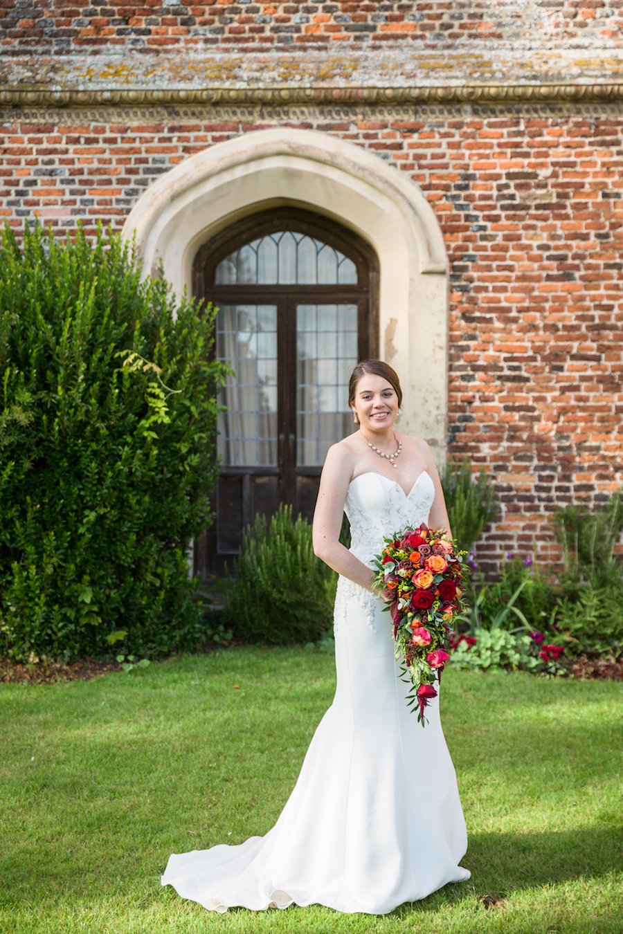 Real wedding by Ayshea Goldberg Photography at Layer Marney Tower (29)