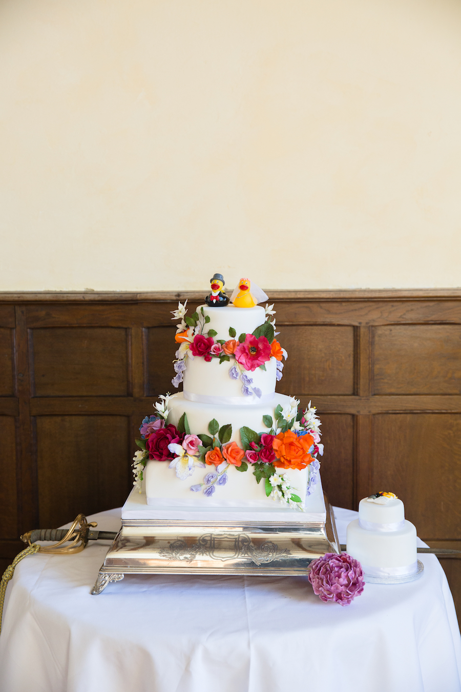Real wedding by Ayshea Goldberg Photography at Layer Marney Tower (47)