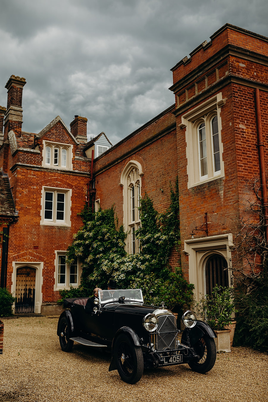 Elegance and grace for a quintessentially English wedding with Richard Skins Photography at Childerley Hall (9)