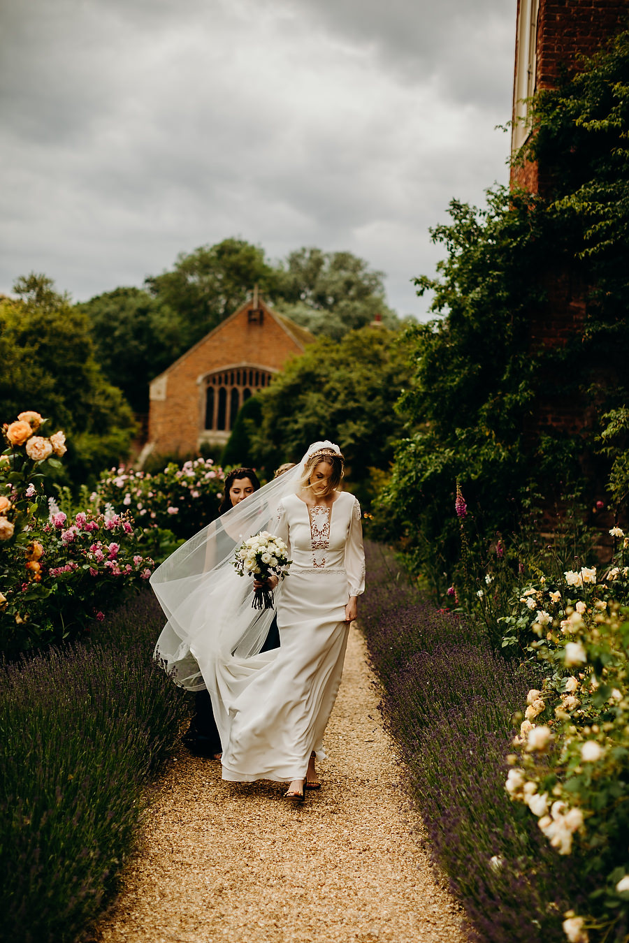 Elegance and grace for a quintessentially English wedding with Richard Skins Photography at Childerley Hall (13)