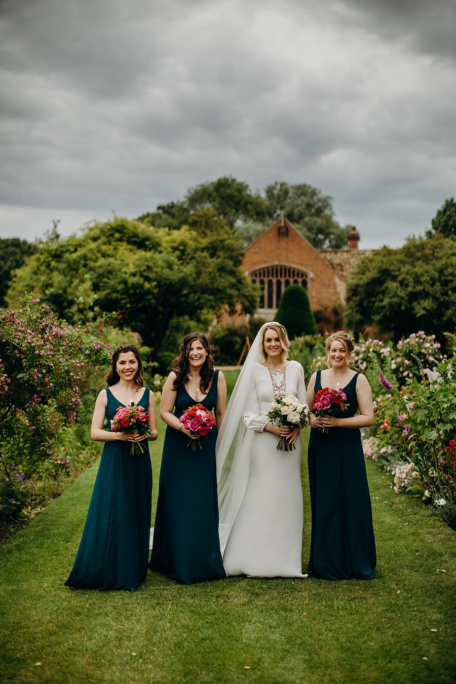 Elegance and grace for a quintessentially English wedding with Richard Skins Photography at Childerley Hall (14)