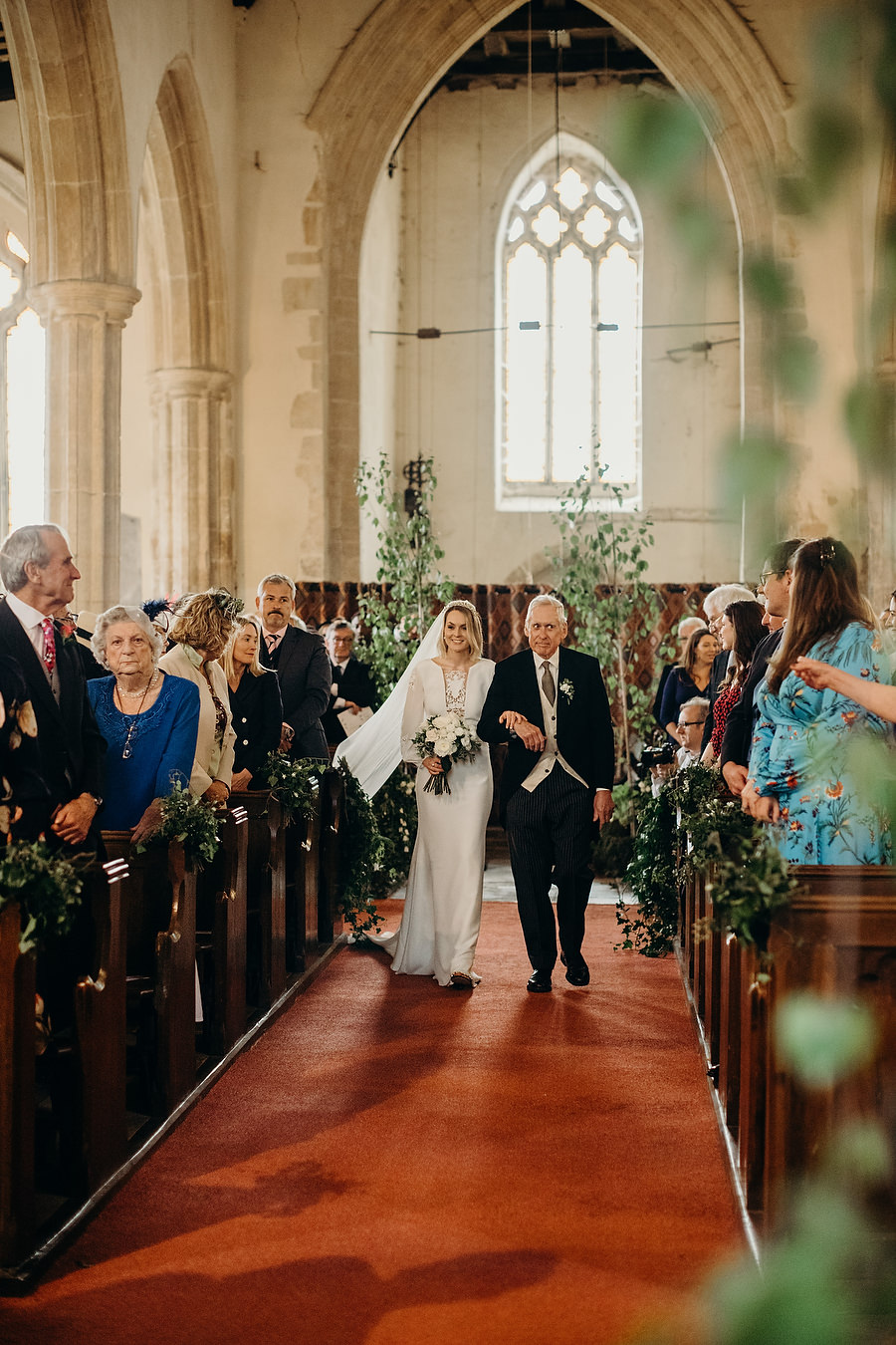 Elegance and grace for a quintessentially English wedding with Richard Skins Photography at Childerley Hall (19)