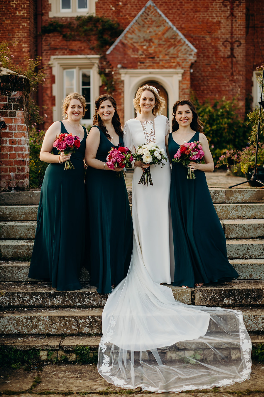 Elegance and grace for a quintessentially English wedding with Richard Skins Photography at Childerley Hall (38)