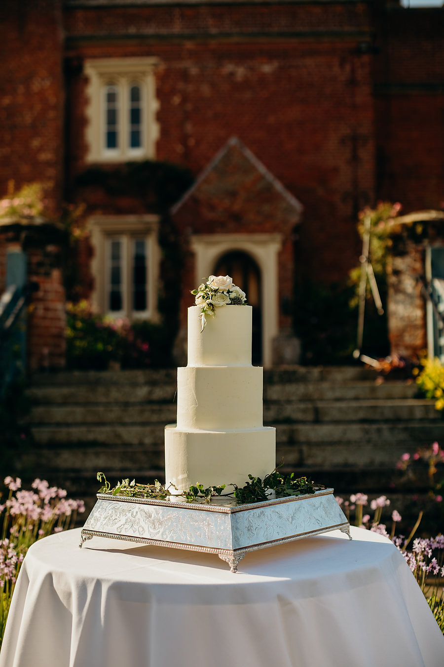 Elegance and grace for a quintessentially English wedding with Richard Skins Photography at Childerley Hall (40)