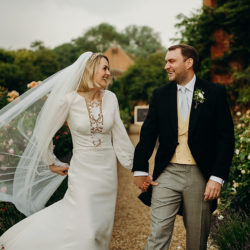 Understated elegance for Phoebe & Ed's beautiful Childerley Hall wedding, with Richard Skins Photography