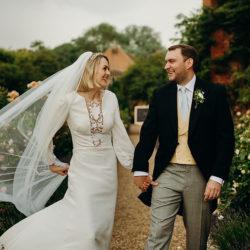 Understated elegance for Phoebe & Ed's beautiful Childerley Hall wedding, with Richard Skins Photography