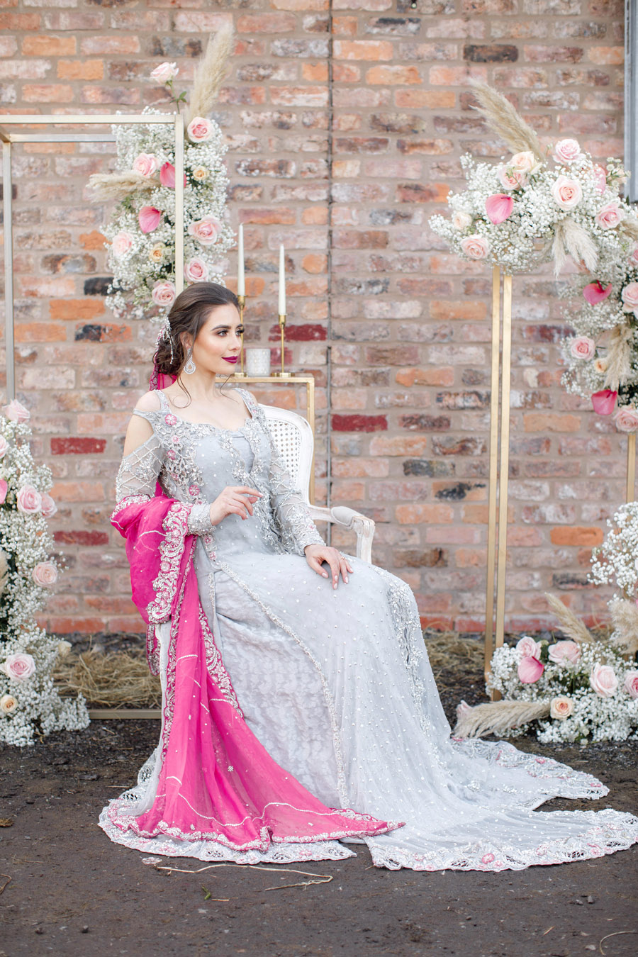 Asian wedding styling ideas on the English Wedding Blog with The Wedding Fairy and Zehra Jagani Photographer (2)