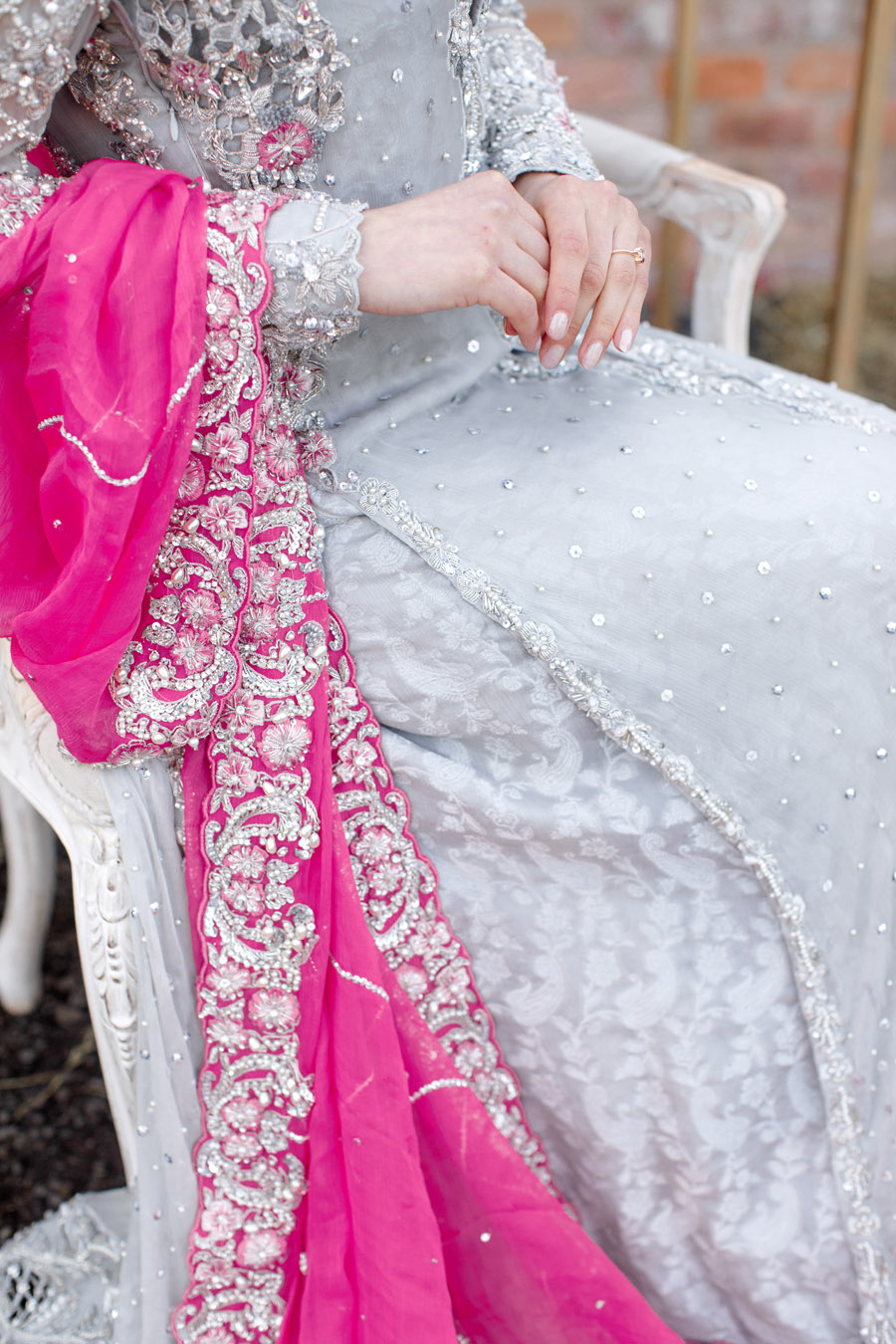 Asian wedding styling ideas on the English Wedding Blog with The Wedding Fairy and Zehra Jagani Photographer (5)