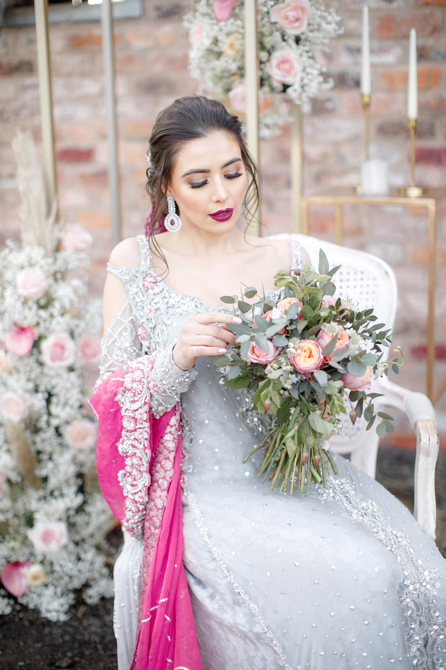 Asian wedding styling ideas on the English Wedding Blog with The Wedding Fairy and Zehra Jagani Photographer (7)