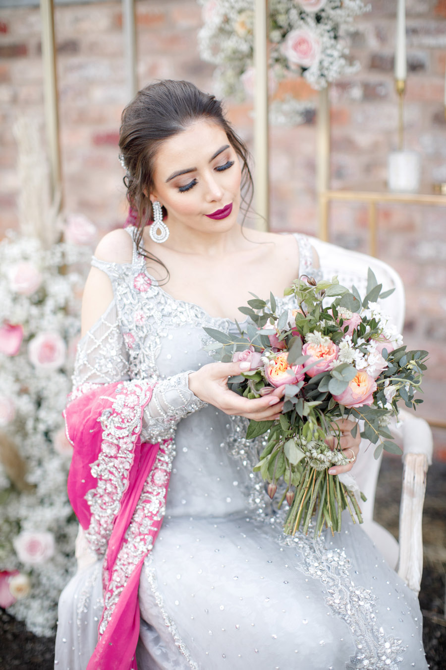 Asian wedding styling ideas on the English Wedding Blog with The Wedding Fairy and Zehra Jagani Photographer (8)