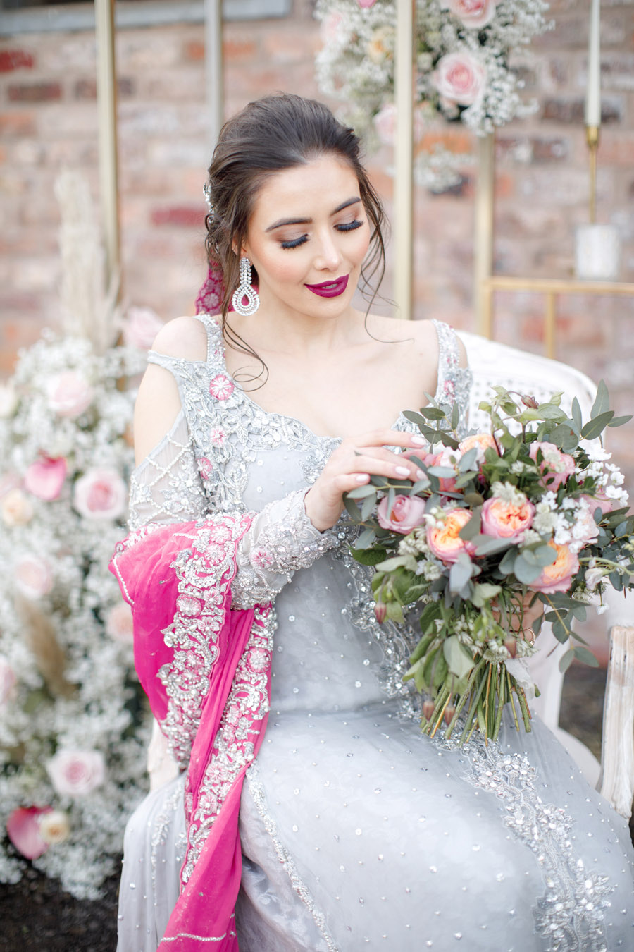 Asian wedding styling ideas on the English Wedding Blog with The Wedding Fairy and Zehra Jagani Photographer (9)