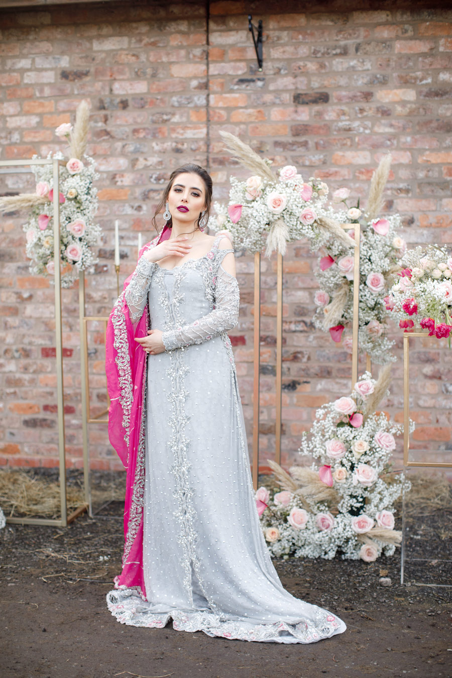 Asian wedding styling ideas on the English Wedding Blog with The Wedding Fairy and Zehra Jagani Photographer (11)