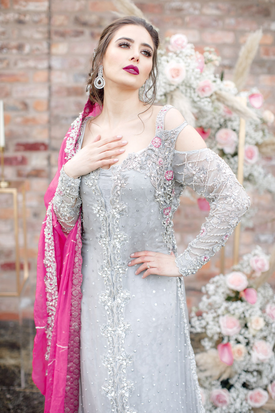 Asian wedding styling ideas on the English Wedding Blog with The Wedding Fairy and Zehra Jagani Photographer (12)