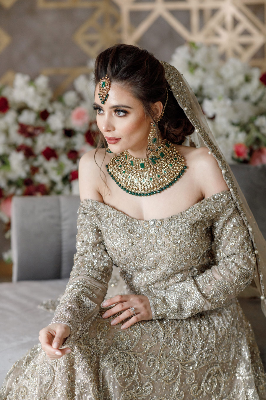 Asian wedding styling ideas on the English Wedding Blog with The Wedding Fairy and Zehra Jagani Photographer (19)