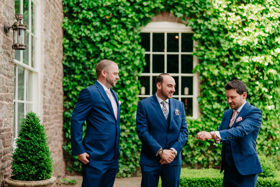 Fabulous florals for an amazing English wedding at Dewsall Court with Jarek Lepak Photography (13)
