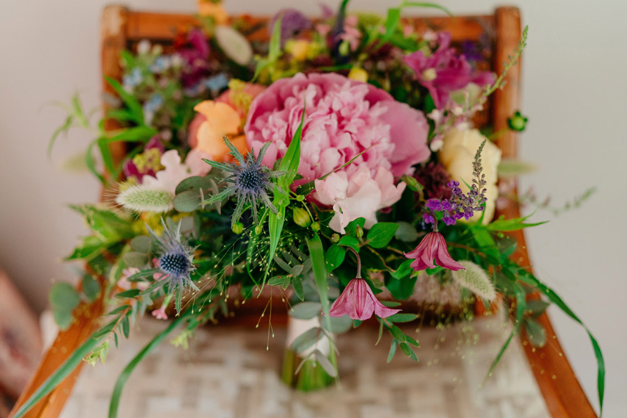Fabulous florals for an amazing English wedding at Dewsall Court with Jarek Lepak Photography (14)