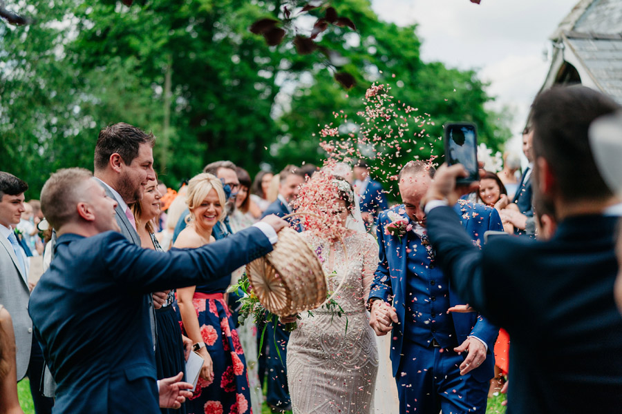 Fabulous florals for an amazing English wedding at Dewsall Court with Jarek Lepak Photography (1)
