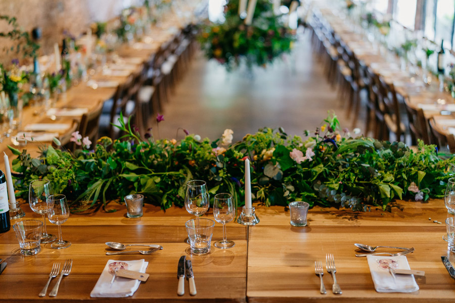 Fabulous florals for an amazing English wedding at Dewsall Court with Jarek Lepak Photography (27)