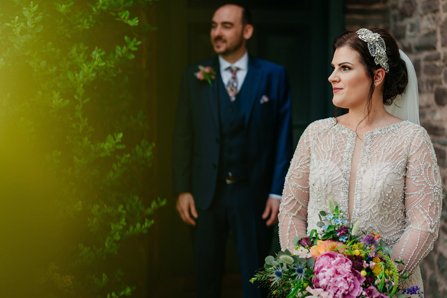 Fabulous florals for an amazing English wedding at Dewsall Court with Jarek Lepak Photography (31)