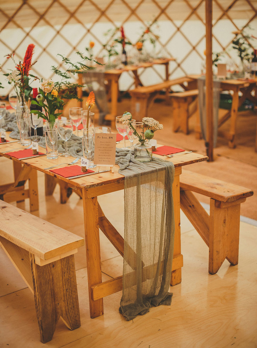 Festival wedding photography UK by Howell Jones Photography (5)