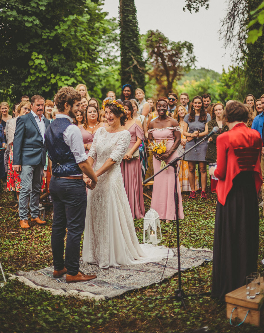 Festival wedding photography UK by Howell Jones Photography (7)