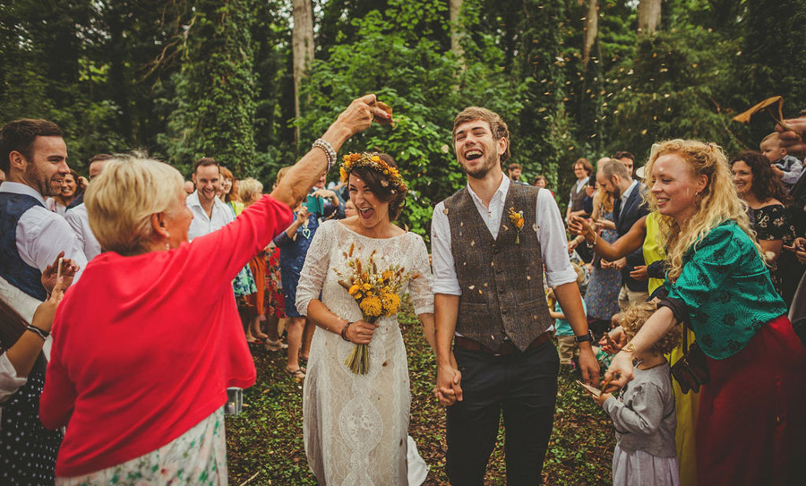 Festival wedding photography UK by Howell Jones Photography (9)