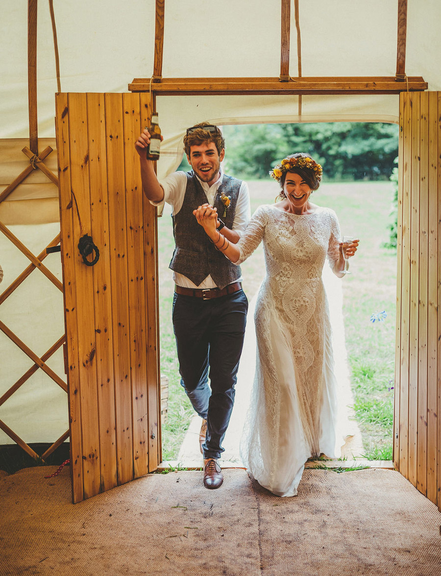 Festival wedding photography UK by Howell Jones Photography (14)