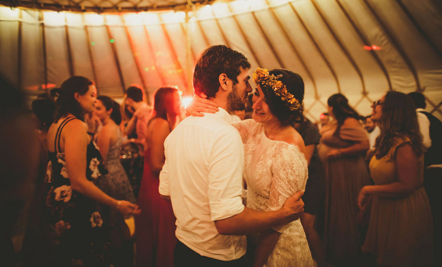 Festival wedding photography UK by Howell Jones Photography (22)
