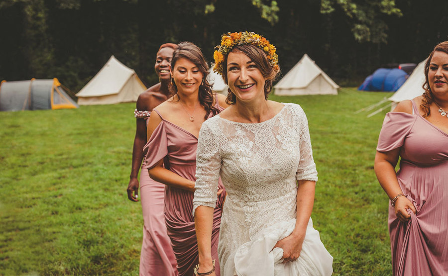 Festival wedding photography UK by Howell Jones Photography (31)