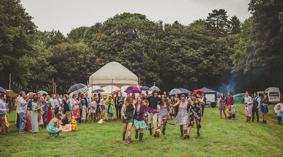 Festival wedding photography UK by Howell Jones Photography (37)
