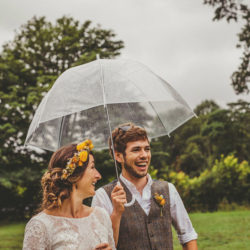 Niamh & Marcus's wonderful woodland wedding with Howell Jones Photography