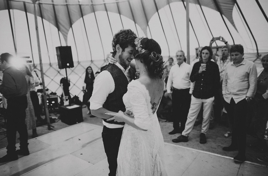 Festival wedding photography UK by Howell Jones Photography (45)