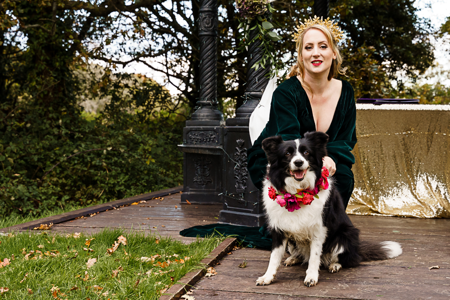 wedding magazine shoot with dogs accessories, photo by Katherine and her Camera (18)