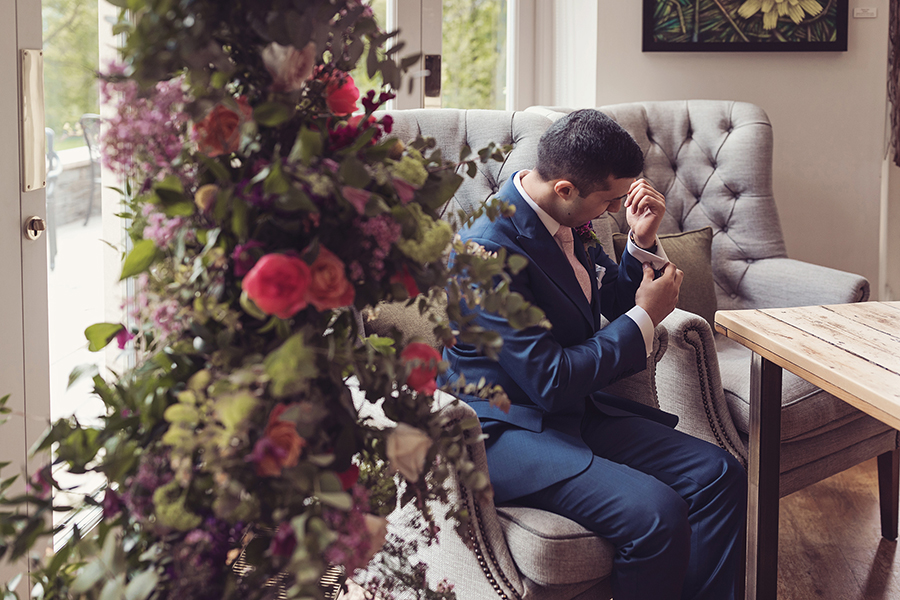 Katie and Hemal's breathtaking floral-filled Lake District wedding, with Tiree Dawson Photography (13)