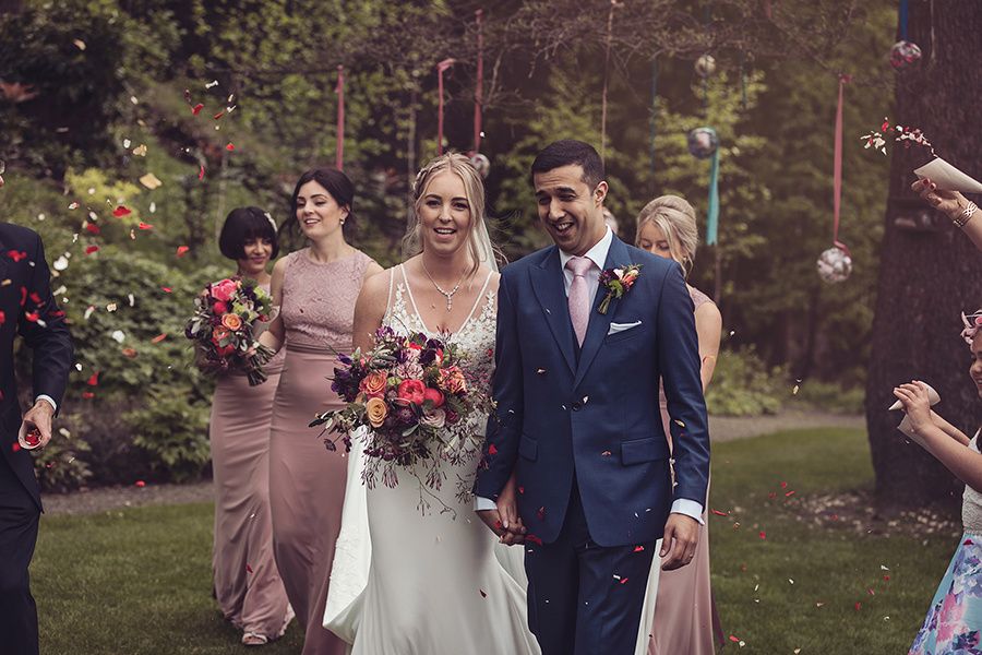Katie and Hemal's breathtaking floral-filled Lake District wedding, with Tiree Dawson Photography (20)