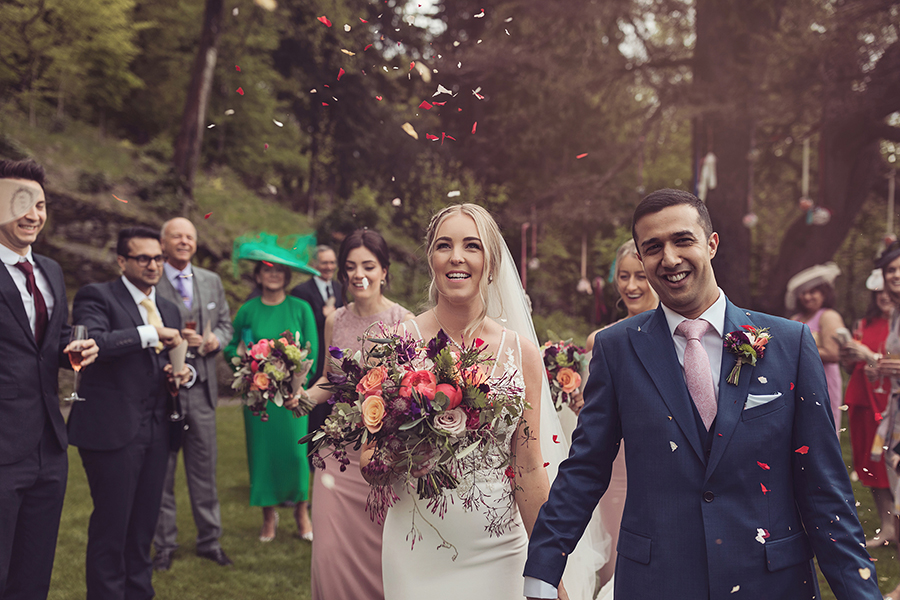 Katie and Hemal's breathtaking floral-filled Lake District wedding, with Tiree Dawson Photography (21)