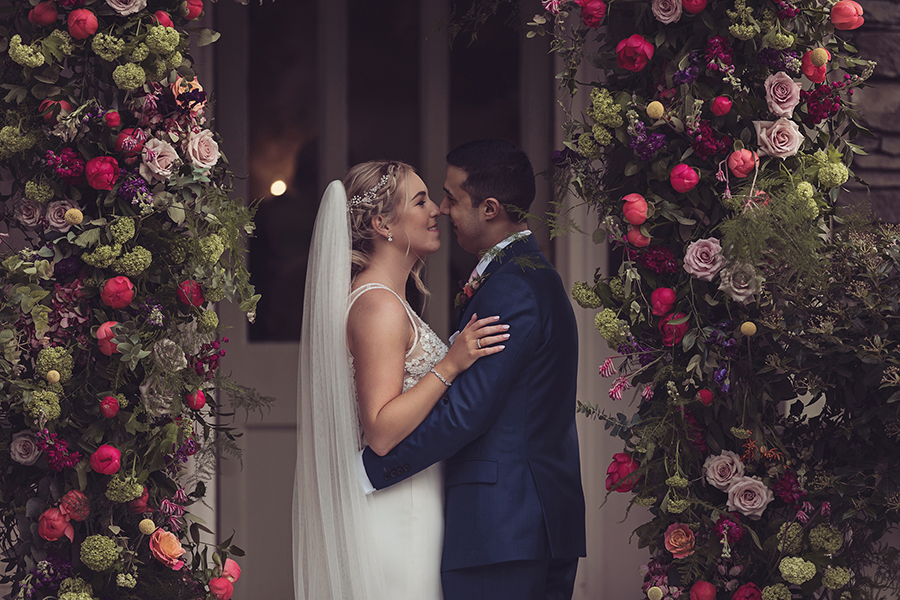 Katie and Hemal's breathtaking floral-filled Lake District wedding, with Tiree Dawson Photography (23)