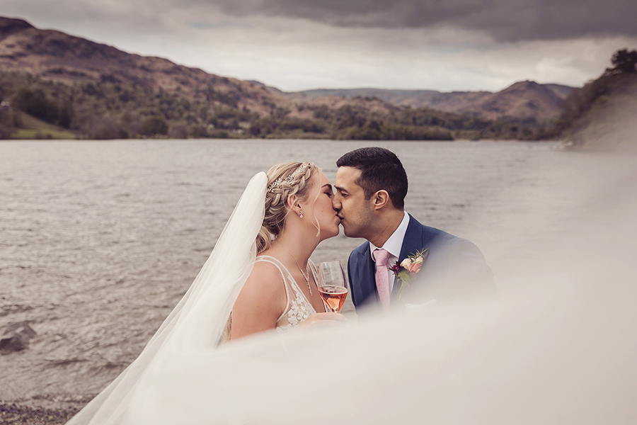 Katie and Hemal's breathtaking floral-filled Lake District wedding, with Tiree Dawson Photography (24)