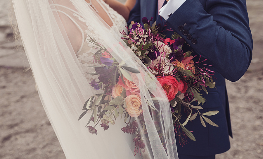Katie and Hemal's breathtaking floral-filled Lake District wedding, with Tiree Dawson Photography (25)