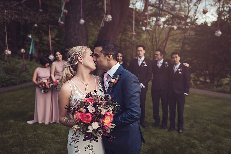 Katie and Hemal's breathtaking floral-filled Lake District wedding, with Tiree Dawson Photography (41)