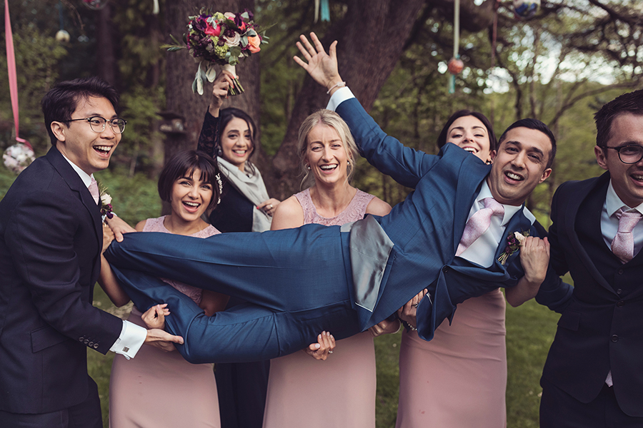 Katie and Hemal's breathtaking floral-filled Lake District wedding, with Tiree Dawson Photography (45)